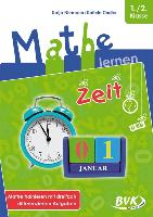 Cover-Bild zu Mathe lernen: Zeit von Niemann, Katja