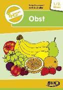 Cover-Bild zu Themenheft Obst 1./2. Klasse von Niemann, Katja