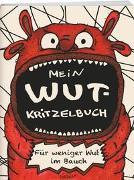 Cover-Bild zu Mein Wut-Kritzelbuch von Dudenko, Julia (Illustr.)