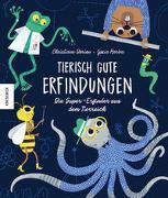 Cover-Bild zu Tierisch gute Erfindungen von Dorion, Christiane