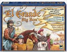 Cover-Bild zu El Grande Big Box