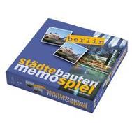 Cover-Bild zu StädteBautenMemoSpiel Berlin - StädteBautenMemoSpiel von Verlagshaus Braun