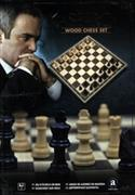 Cover-Bild zu Kasparov Wood Chess Set