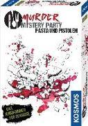 Cover-Bild zu Murder Mystery Party - Pasta und Pistolen