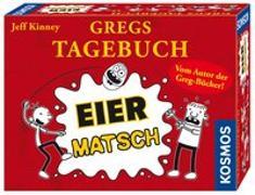 Cover-Bild zu Gregs Tagebuch - Eiermatsch