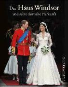 Cover-Bild zu Das Haus Windsor und seine deutsche Herkunft von Imhof, Michael