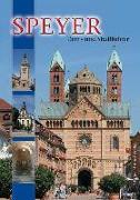 Cover-Bild zu Speyer: Dom- und Stadtführer von Imhof, Michael