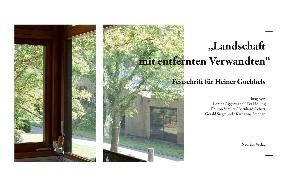 """Cover-Bild zu Aggermann, Lorenz: """"Landschaft mit entfernten Verwandten"""" (eBook)"""