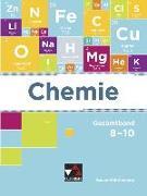 Cover-Bild zu Jäger, Hans-Jürgen: Chemie Baden-Württemberg 8-10