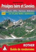 Cover-Bild zu Préalpes Isère et Savoies von Scholl, Reinhard