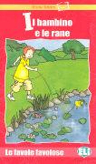 Cover-Bild zu Il bambino e le rane