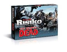 Cover-Bild zu Risiko The Walking Dead von Kirkman, robert