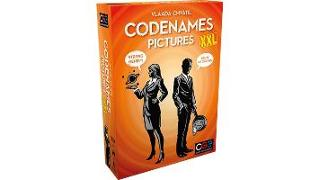 Cover-Bild zu Codenames Pictures XXL