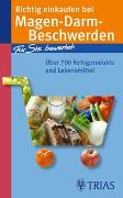 Cover-Bild zu Richtig einkaufen bei Magen-Darm-Beschwerden von Hofele, Karin