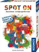 Cover-Bild zu Spot On von Burkhardt, Günter