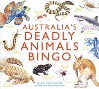 Cover-Bild zu Australia's Deadly Animals Bingo von Humfrey, Chris; George, Marcel