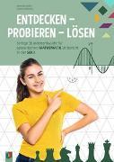 Cover-Bild zu Entdecken - Probieren - Lösen von Müller, Matthias