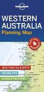 Cover-Bild zu Lonely Planet Western Australia Planning Map