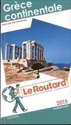 Cover-Bild zu Gréce Continentale 2015 von Gloaguen, Philippe