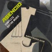 Cover-Bild zu Complete Guitar Music von Asencio, Vicente (Komponist)