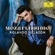 Cover-Bild zu Rolando Villazón: Mozartissimo - Best of Mozart von Villazón, Rolando (Solist)
