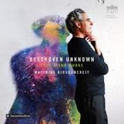 Cover-Bild zu Beethoven Unknown von Beethoven, Ludwig van (Komponist)