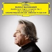 Cover-Bild zu Rudolf Buchbinder: Beethoven: Piano Concerto No. 1 von Buchbinder, R. (Solist)