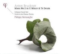 Cover-Bild zu Messe Nr. 2 e-Moll & Te Deum von Bruckner, Anton (Komponist)