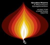 Cover-Bild zu Music für Christmas Nights von Quadro Nuevo