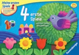 Cover-Bild zu 4 erste Spiele