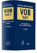 Cover-Bild zu Beck'scher VOB-Kommentar / Beck'scher VOB-Kommentar Teil C von Englert, Klaus (Hrsg.)