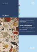 Cover-Bild zu Baustoffchemie von Henning, Otto (Erstverf.)