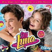 Cover-Bild zu Sierian, Anke: Disney / Soy Luna - Folge 13 + 14 (Audio Download)