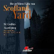 Cover-Bild zu Masuth, Andreas: Die größten Fälle von Scotland Yard, Folge 13: Sir Cedrics Beerdigung (Audio Download)