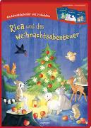 Cover-Bild zu Rica und das Weihnachtsabenteuer von Wilhelm, Katharina