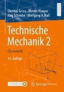 Cover-Bild zu Technische Mechanik 2 von Gross, Dietmar