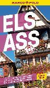 Cover-Bild zu MARCO POLO Reiseführer Elsass von Cames, Pascal