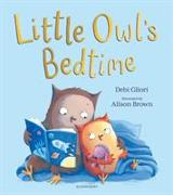 Cover-Bild zu Gliori, Debi: Little Owl's Bedtime