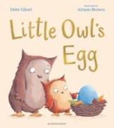 Cover-Bild zu Gliori, Debi: Little Owl's Egg