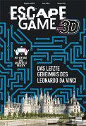 Cover-Bild zu Escape Game 3D - Leonardo da Vincis letztes Geheimnis von Vives, Mélanie