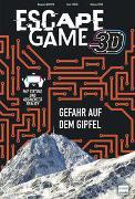 Cover-Bild zu Escape Game 3D - Gefahr auf dem Gipfel von Vives, Mélanie