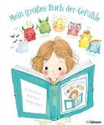 Cover-Bild zu Mein großes Buch der Gefühle von Couturier, Stéphanie