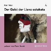 Cover-Bild zu Der Geist der Llano estakata (Audio Download)