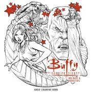 Cover-Bild zu Buffy the Vampire Slayer: Big Bads & Monsters Adult Coloring Book von Fox