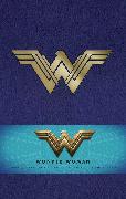 Cover-Bild zu DC Comics: Wonder Woman Hardcover Ruled Journal von Insight Editions