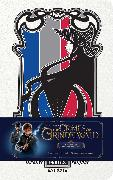 Cover-Bild zu Fantastic Beasts: The Crimes of Grindelwald: Ministère des Affaires Magiques Hardcover Ruled Journal von Insight Editions