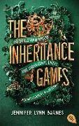 Cover-Bild zu THE INHERITANCE GAMES von Barnes, Jennifer Lynn
