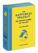 Cover-Bild zu The Happiness Project One-Sentence Journal for Mothers von Rubin, Gretchen