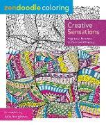 Cover-Bild zu Creative Sensations. Hypnotic Patterns to Color and Display von Snegireva, Julia