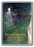 Cover-Bild zu Willkommen im Garten